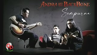 Andra And The Backbone - Sempurna MP3