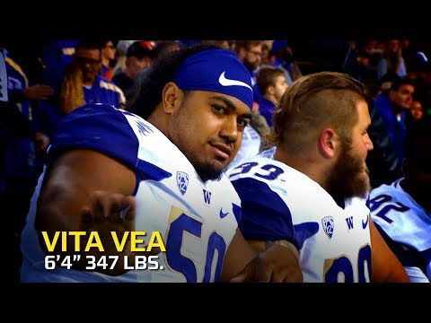Vita Vea highlights: Do-it-all defensive lineman makes plays all over field