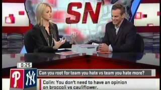 Colin Cowherd calls me
