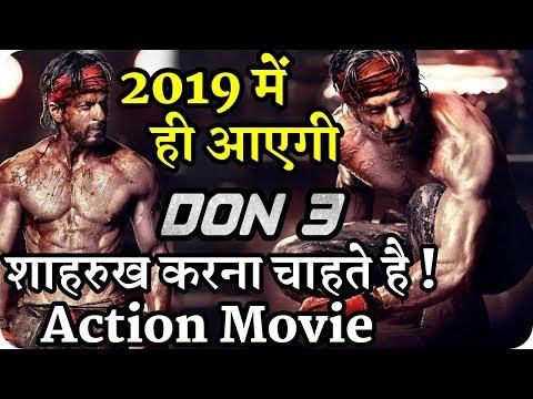 Shahrukh Khan Don 3 Coming Soon and Rakesh Sharma's Biopic Saare Jahan Se Acha Postponed Mp3
