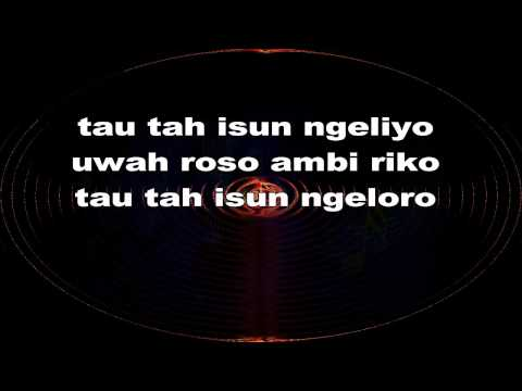 Lungset. No Vocal ( Karaokean Yuk )
