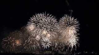 Feux d'Artifices de Genève - Bouquet Final 2013