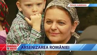 ROMÂNIA, TE IUBESC! - ARSENIZAREA ROMÂNIEI