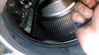 Ремонт стиральной машины DAEWOO замена подшипников!(, 2016-04-13T04:07:09.000Z)