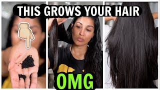 DO THIS TO GROW YOUR HAIR!