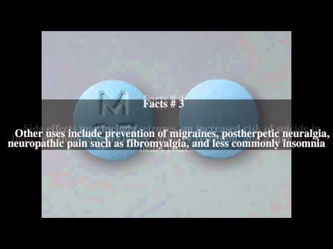Amitriptyline Top # 6 Facts