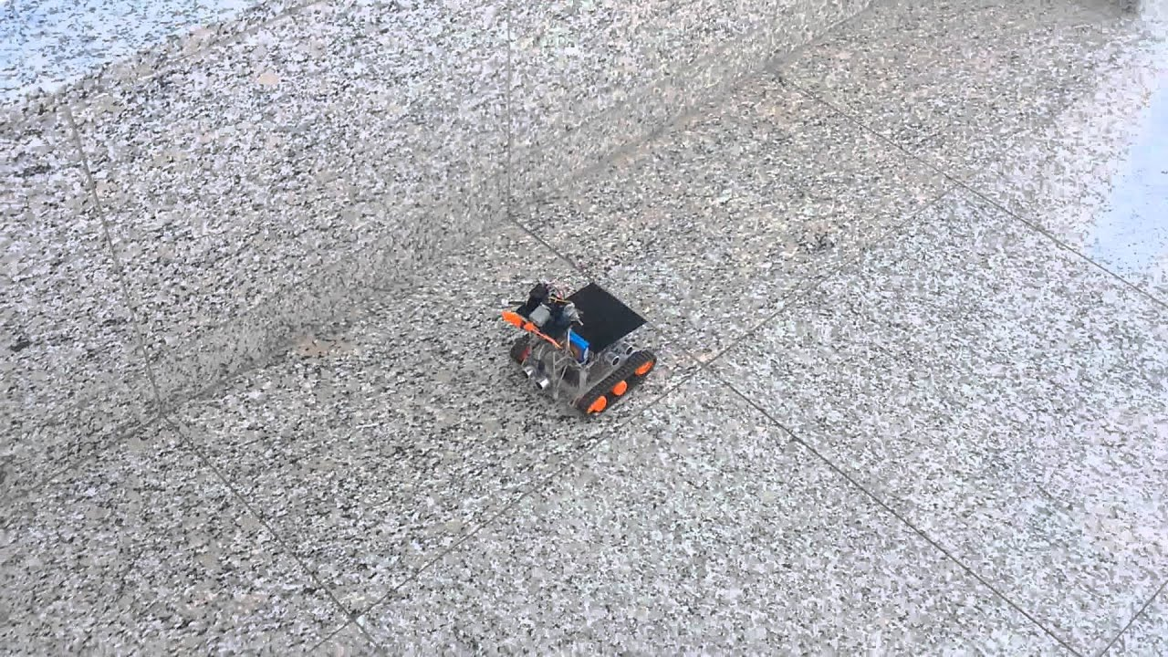 Arduino based fire fighting robot youtube