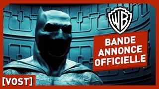 Batman V Superman : L'Aube de la Justice - Bande Annonce Officielle (VOST) - Ben Affleck streaming