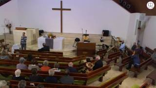 Štyri Kristove priority času  (Bohoslužby Cirkvi bratskej v Prešove)