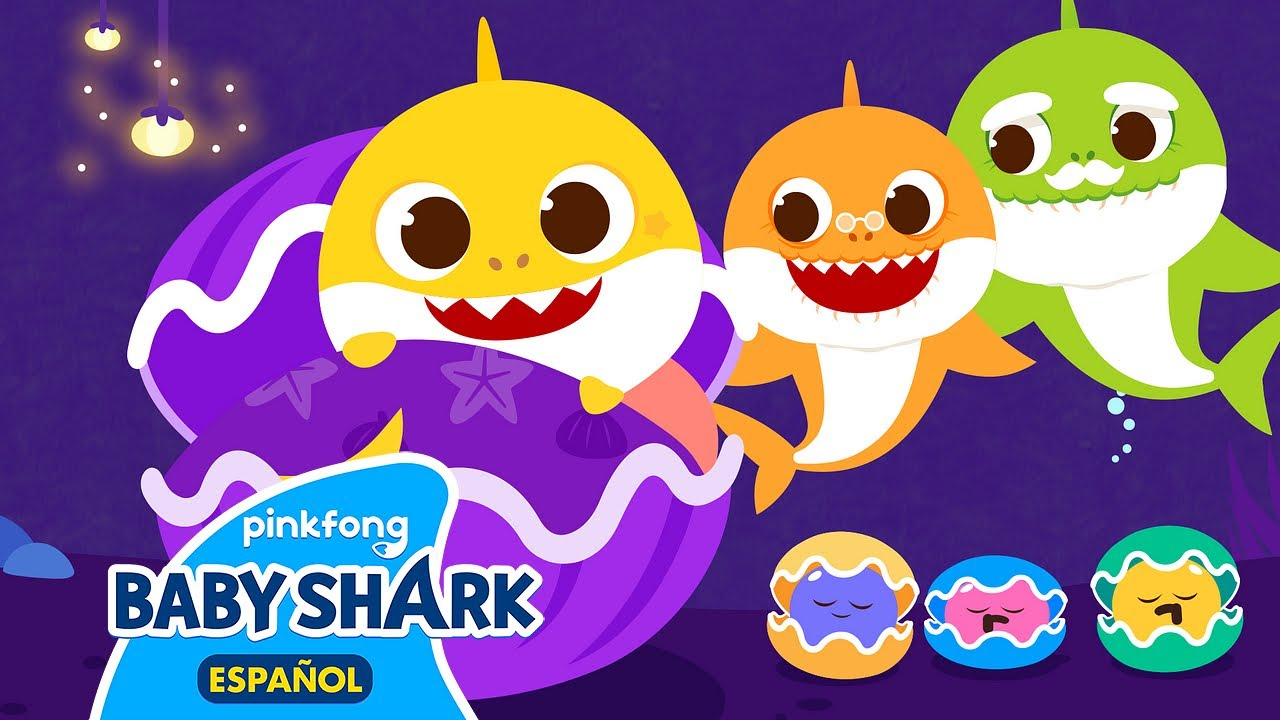 [✨NUEVO] ¿Cómo Estás, Mi Amigo?   Rutinas de Tiburón Bebé en Casa   Baby Shark en español