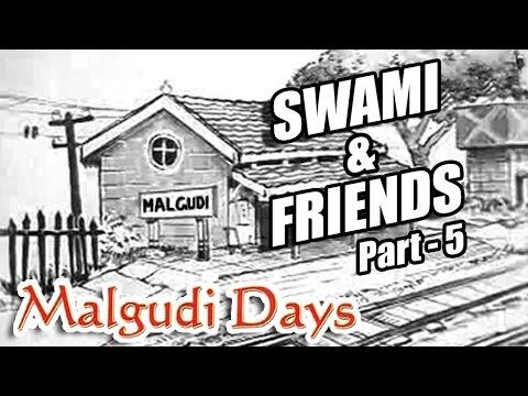 Malgudi Days - मालगुडी डेज - Episode 5 - Swami And Friends(Part 5)