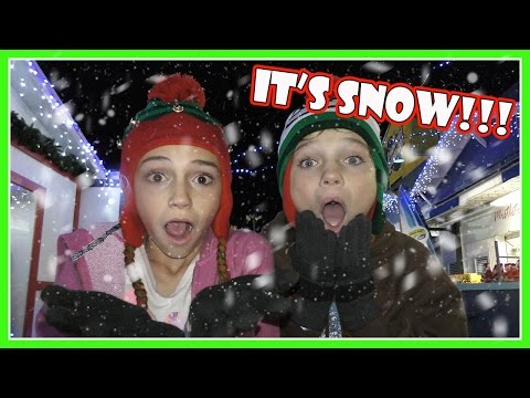 IS IT SNOWING IN FLORIDA? | We Are The Davises