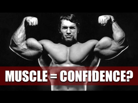 Does Building Muscle Build Confidence?