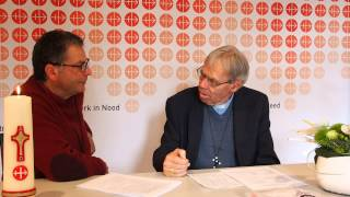 Interview with  Mgr. Jan De Groef, bishop of Bethlehem in South-Africa