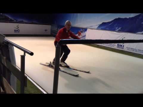 Off Piste Training Tip with Frank @ Indoor Ski Centre Dublin