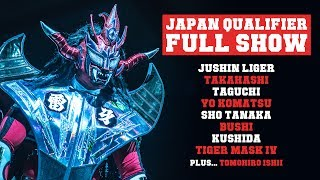 Japan Qualifier: Pro Wrestling World Cup - Full Show thumbnail