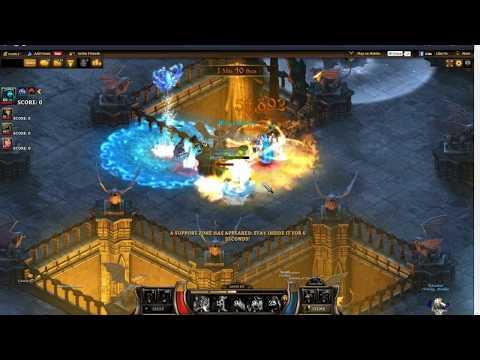KingsRoad PvP 1vs1 DeathMatch