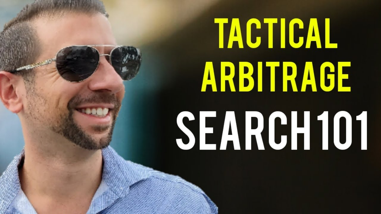 Download Amazon FBA Online Arbitrage | Setup Tactical Arbitrage Search | Reverse Search | Make Money Online