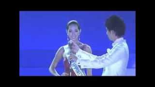 Miss International 2013 Question & Answer Bea Rose Santiago Of The Philippines Winner