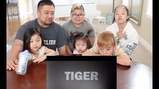 Tiger Trailer Reaction