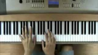Life In Technicolor ii by Coldplay on Piano and Violin