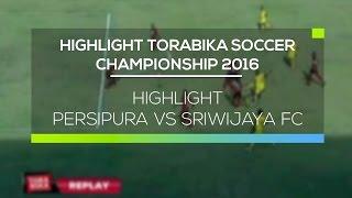 Video Gol Pertandingan Persipura Jayapura vs Sriwijaya FC