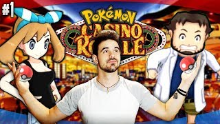 ¡Seguro que ESTA SERIE es ILEGAL!😂 - ♦️♠️ Pokémon Casino Royale ♣️♥️ #1