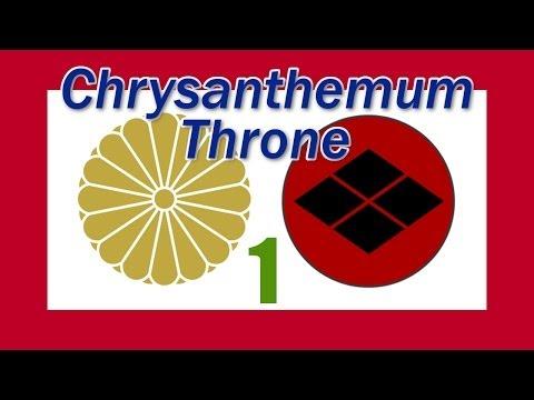 Takeda 1 - Chrysanthemum Throne Achievement Europa Universalis 4