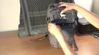 Vanquest Falconer 27 Backpack Review  by Learningtobeprepared