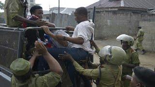 Bingwa wa Madawa ya Kulevya Alivyoshikwa na Polisi