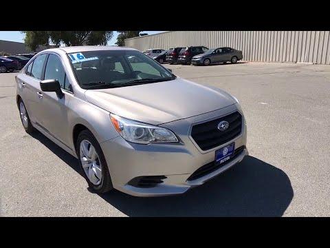 2016 Subaru Legacy Reno, Carson City, Northern Nevada, Roseville, Sparks, NV G3052860P