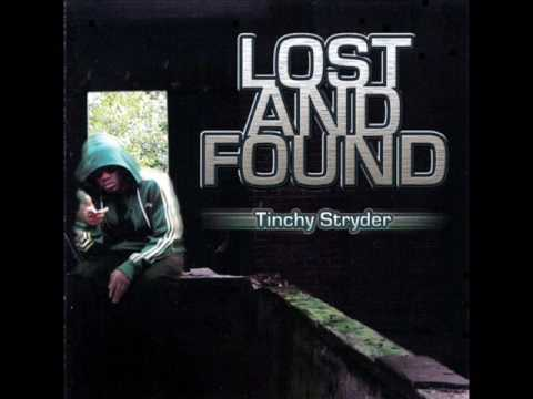 Tinchy Stryder - Lost And Found [Full Mixtape]
