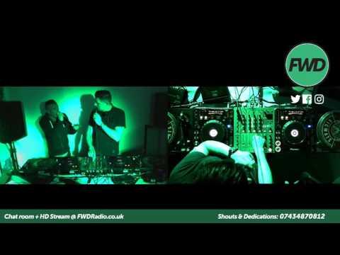 FWD RADIO - Danny Old Skool Smith + MC Love Joy 10.06.16