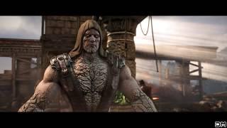 Mortal Kombat X Tremor Rumble Trouble (Rock Statue) Brutality