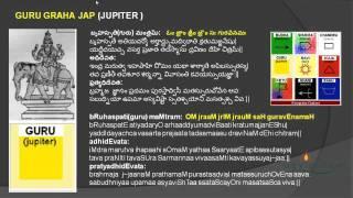 Navagraha Japa