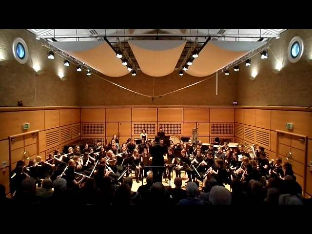 Blowsoc Concert Band: Second Suite in F for Military Band