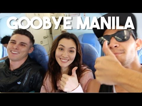 LEAVING THE PHILIPPINES (Goodbye for now)