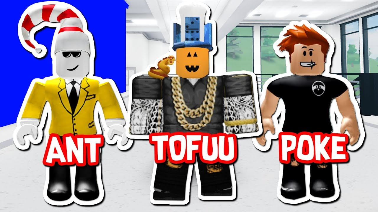 Tofuus Roblox Password: BECOMING ROBLOX YOUTUBERS!! (Poke, Cringley, Tofuu)