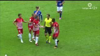 Resumen de Real Oviedo vs UD Almería (2-0)