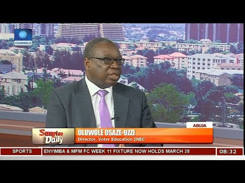 2019 Election: Laws In A Democracy Do Not Have Retroactive Effect - Osaze-Uzzi Pt.1  Sunrise Daily 