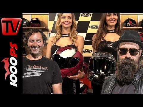 1000PS News | Die geilsten Helme 2017 | swiss-moto