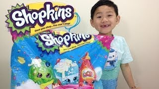 Shopkins Showbag内特别惊喜
