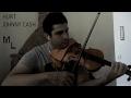 Hurt - Johnny Cash (Violin Cover By Miguel Lázaro)