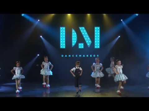 DanceWorks - Camp Dance Jazz - Ease On Down