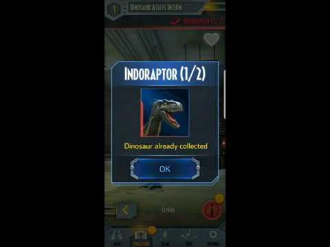 Jurassic World Facts App: Indoraptor Facts/ Full Look!