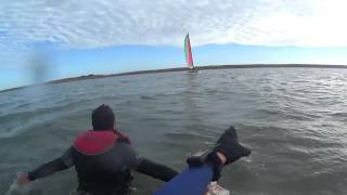 Catamaran Fail - Quand ton catamaran part sans toi...