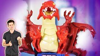 Hot Wheels Dragon Blast ~ pocket-size me ~ pocket.watch jr.