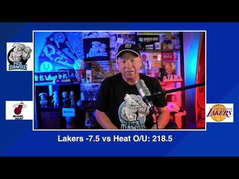 Los Angeles Lakers vs Miami Heat 2020 NBA Finals Game 4 Pick & Prediction 10/6/20