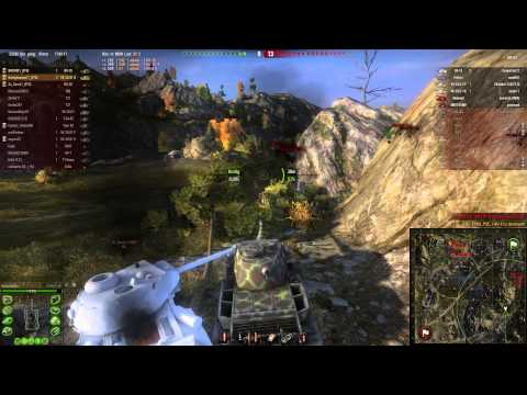 World of Tanks - Replay Tosto [3] - L