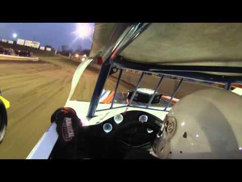 Belle Clair Speedway Heat Race 3-18-16